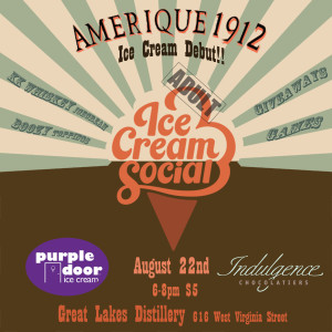 Adult Ice Cream Social @ Great Lakes Distillery | Milwaukee | Wisconsin | United States