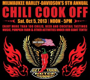 9th Annual Chili Cook Off @ Milwaukee Harley-Davidson | Milwaukee | Wisconsin | United States