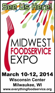 Midwest Foodservice Expo @ Wisconsin Center | Milwaukee | Wisconsin | United States