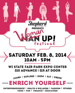 Women Up! Festival @ State Fair Park Expo Center | Milwaukee | Wisconsin | United States