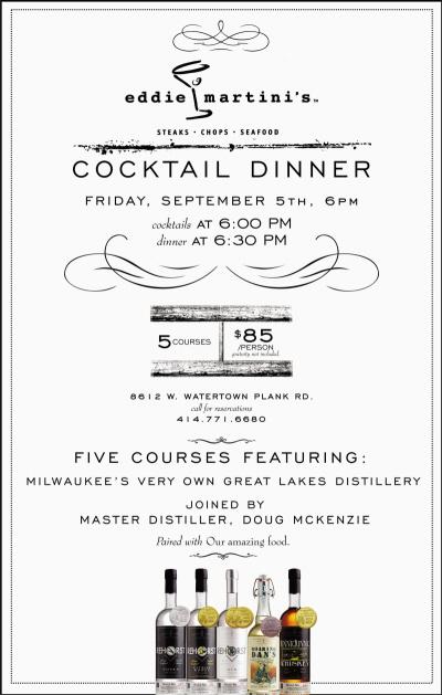Eddie Martini's GLD Dinner for newsletter