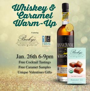 Whiskey & Caramel Warm-up @ Great Lakes Distillery | Milwaukee | Wisconsin | United States