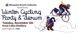 Winter Bike Forum for newsletter