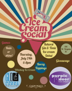Ice cream social 2014 for newsletter