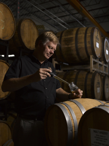 Guy Rehorst of Great Lakes Distillery. Photo by Troy Freund, 2013.