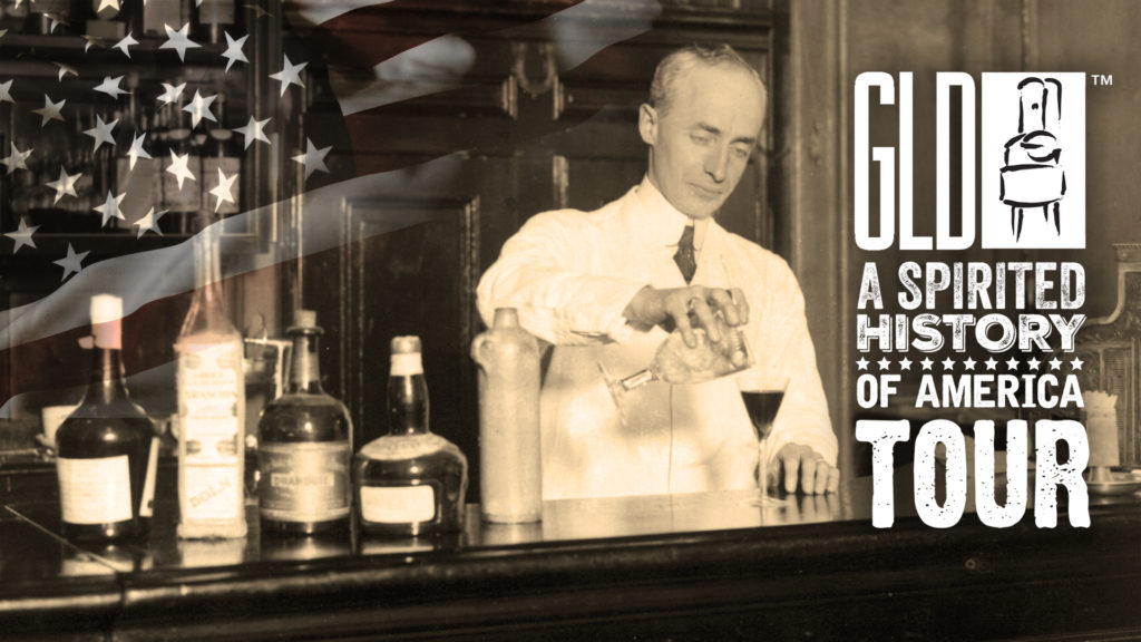 A Spirited History of America Tour @ Great Lakes Distillery | Milwaukee | Wisconsin | United States
