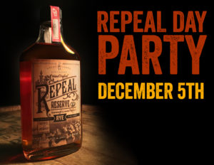 2018 Repeal Reserve Rye Whiskey Release @ Great Lakes Distillery | Milwaukee | Wisconsin | United States