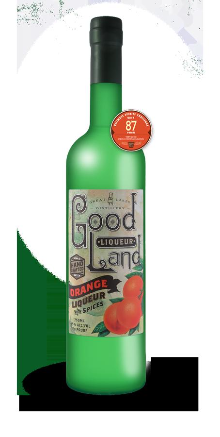 Good Land Orange Liqueur The Best Liqueurs For Tails Great Lakes Distillery