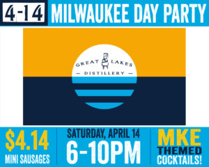 414 MKE Day Party @ Great Lakes Distillery | Milwaukee | Wisconsin | United States