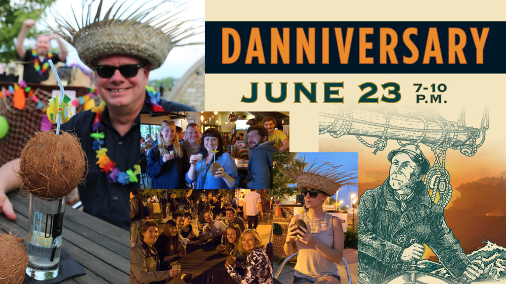 Danniversary! @ Great Lakes Distillery | Milwaukee | Wisconsin | United States