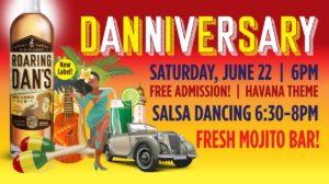 Danniversary! Havana Theme! @ Great Lakes Distillery | Milwaukee | Wisconsin | United States