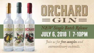 NEW Orchard Gin Release @ Great Lakes Distillery | Milwaukee | Wisconsin | United States