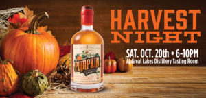 Harvest Night - Barrel Aged Old Fashioneds! @ Great Lakes Distillery | Milwaukee | Wisconsin | United States