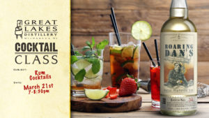 Rum Cocktail Class @ Great Lakes Distillery | Milwaukee | Wisconsin | United States