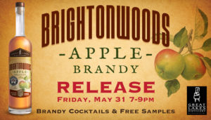 Brightonwoods Apple Brandy Release @ Great Lakes Distillery | Milwaukee | Wisconsin | United States