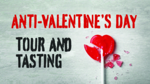 SOLD OUT! Anti-Valentine's Tour & Tasting @ Great Lakes Distillery