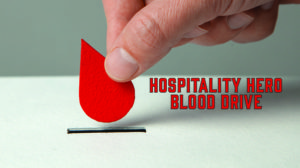 Hospitality Hero Blood Drive at Great Lakes Distillery @ Great Lakes Distillery