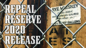 Repeal Reserve Straight Rye Whiskey Release @ Great Lakes Distillery