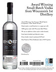 Rehorst Vodka Sell Sheet